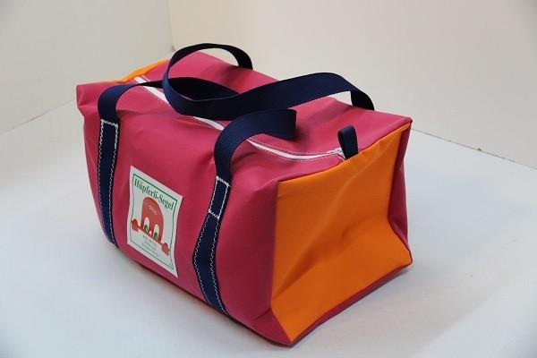 Sporttasche/Weekender pink orange marineblau 50-27-27