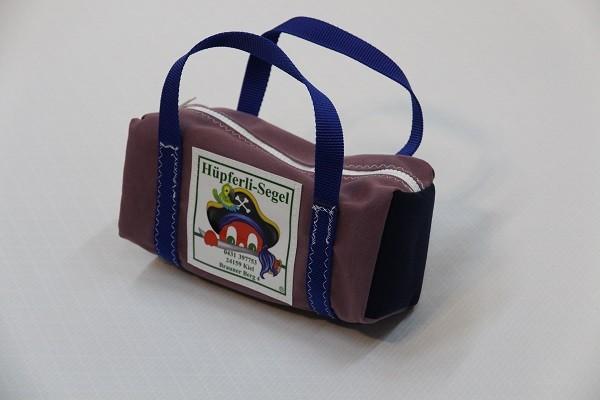 kleine Kulturtasche flieder marineblau königsblau 25-10-10
