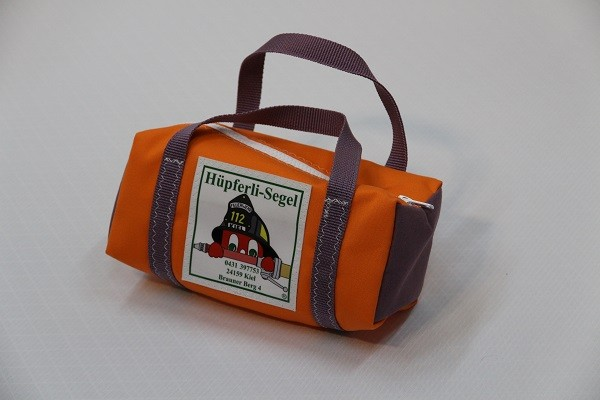 kleine Kulturtasche orange flieder 25-10-10